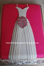 Kitchen Tea Cake Ideas by The Baking Sheet Bridal Shower Cake