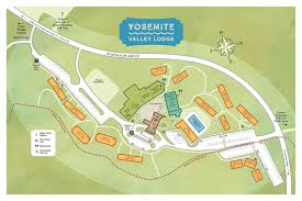 Search Hotels By Map Yosemite Valley Lodge In Yosemite National Park Ca