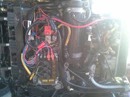 mercury optimax 90 wiring diagram wiring diagram and schematic
