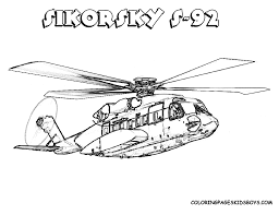 download coloring pages draw a helicopter