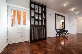 American Black Walnut Engineered Herringbone Parquet - Herringbone engineered wood flooring