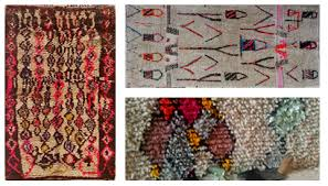 azilal rugs or azilals a berber rugs originate from the craggy and