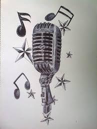 Nautical Star Tattoo Ideas Nautical Star And Microphone Tattoo Design By Destinyz Will