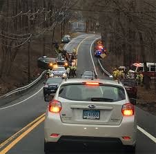news alert car crash in weston on georgetown road the weston forum