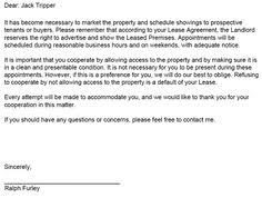 landlord tenant notices u2013 rental property notices ez landlord