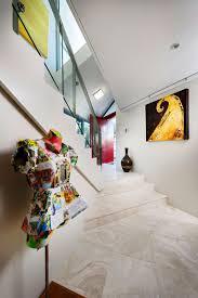 lanterne de sol en papier peinture couloir et décoration de l u0027entrée 57 idées en couleurs