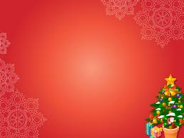 christmas background powerpoint backgrounds free powerpoint