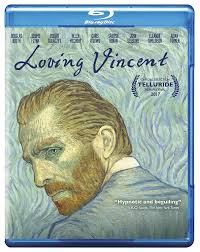 amazon com loving vincent blu ray saoirse ronan aidan turner