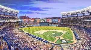Yankee Stadium Floor Plan New Yankee Stadium