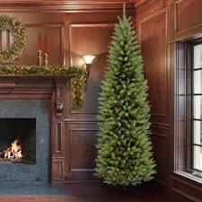 pencil christmas tree slim christmas trees you ll wayfair