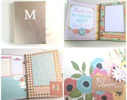 guest book photo album sweet 16 guest book etsy
