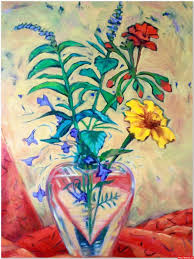 Flowers In Vases Pictures Paintings Of Flowers In Vases Paintings Pictures Free Download