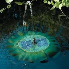 best solar powered pond u0026 fountain pumps 2017 reviews