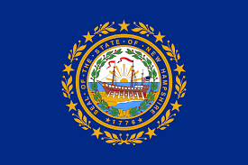 Blue Flag Stars In Circle File Flag Of New Hampshire Svg Wikimedia Commons