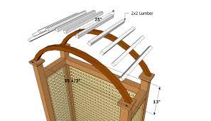 shed greenhouse plans arched arbor design plans