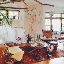 Bohemian Style Interiors Home Decor Hippie Vintage Boho Bohemian Midcentury Boho Interior