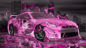 nissan gtr skyline nissan gtr r35 jdm anime aerography city car 2015 el tony