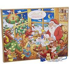 chocolate advent calendar lindt assorted chocolate advent calendar