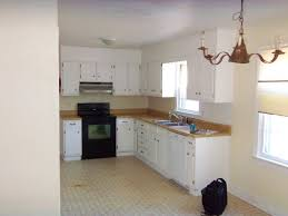 Small White Kitchen Designs Small White Kitchens With Granite Countertops Fabulous L Shaped