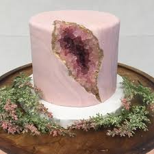 photo cake cakes this beautiful geode rock cake is available