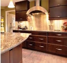 armoire cuisine en bois armoires de cuisine en placage de bois un choix tendances et spécial