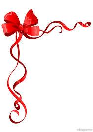christmas ribbon bows christmas ribbon border free best christmas ribbon