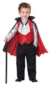 Halloween Costumes Vampires Amazon California Costumes Dapper Vampire Toddler Costume