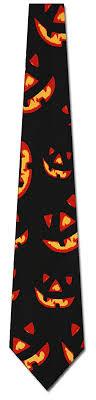 thanksgiving tie o lantern tie ties pumpkin mens necktie