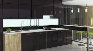 Kitchen Cabinets Glass Doors Adorable 40 Modern Kitchen Cabinet Doors Design Decoration Of