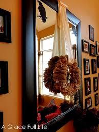 Fall Decorating Ideas On A Budget - 93 best decor mirror u0026 wreath images on pinterest beautiful