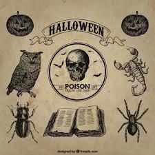 278 best halloween y terror vector images on pinterest vector