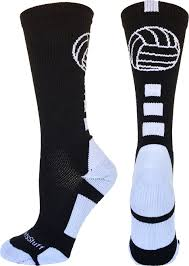 madsportsstuff logo crew socks available in 8 colors