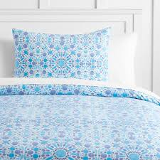 Duvet Bed Set Watercolor Mosaic Duvet Bedding Set With Duvet Cover Duvet Insert