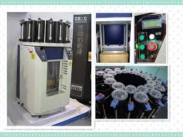 integrated paint color matching machine with tinting and
