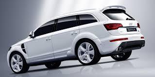 Audi Q7 Modified - for q7 4l facelift tuning u0026 styling u0026 interieur u0026 felgen