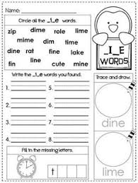 long oo sound worksheet worksheets teaching and phonics