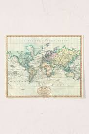 Antique World Map by 12 Best Vintage Maps Images On Pinterest Vintage Maps Antique
