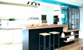 id s rangement cuisine bar separation cuisine 0 meuble comment americaine