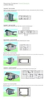Best Shipping Container Home Blueprints And Floor Plans Find Out Home Blueprints Find