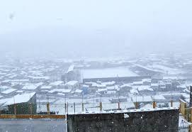 cerro de pasco noticias de cerro de pasco diario correo nevada intensa se registra en cerro de pasco y capa de nieve cubre
