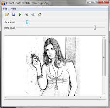 photo sketch instantphotosketch free and software reviews cnet