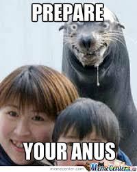 Rape Meme - rape seal ready to strike by zathoth meme center