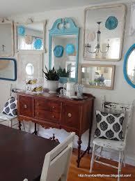 summer dining room tour u0026 boho doily bunting hometalk