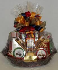 christmas gift basket creations