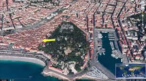 Nice France Map by Nice France Old Town At Night Youtube