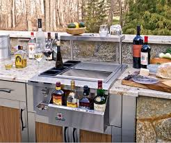 Outdoor Kitchen Sink Cabinet Outdoor Kitchen Sinks And Faucets Perfect Full Size Of Sinks And
