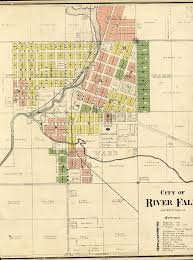Pierce College Map Resources On The Kinnickinnic University Of Wisconsin River Falls