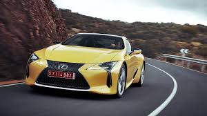 lexus luxury sports car lexus reinvents itself by marrying sportiness and luxury with lc