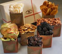 fruit and nut gift baskets dried fruit nut gift baskets delivered manhattan fruitier