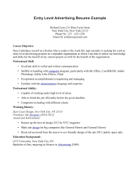 Sample Resume Format For Accounts Executive by Download Advertising Executive Sample Resume